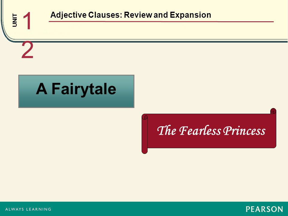 The Fearless Princess [BEGINNING OF INTERACTIVE PRESENTATION (Screens 8-24)]